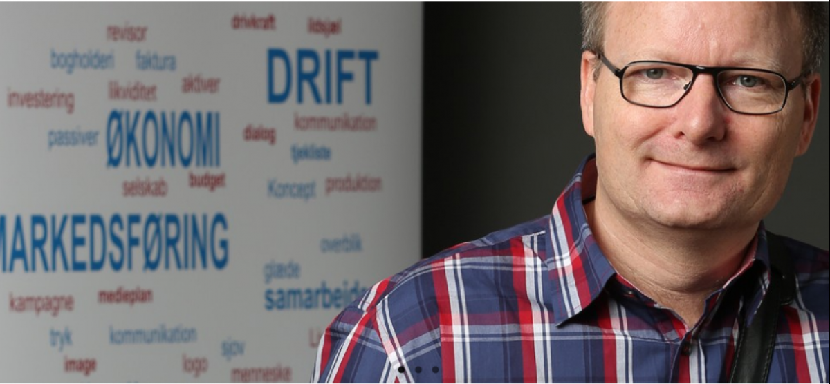 Job- og opgavesøgende Forretningsudvikler John Larsen
